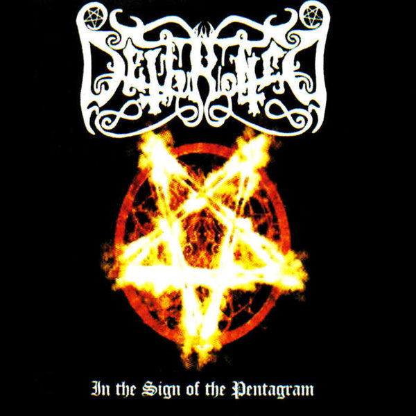 Dethroned - In the Sign of The Pentagram CD