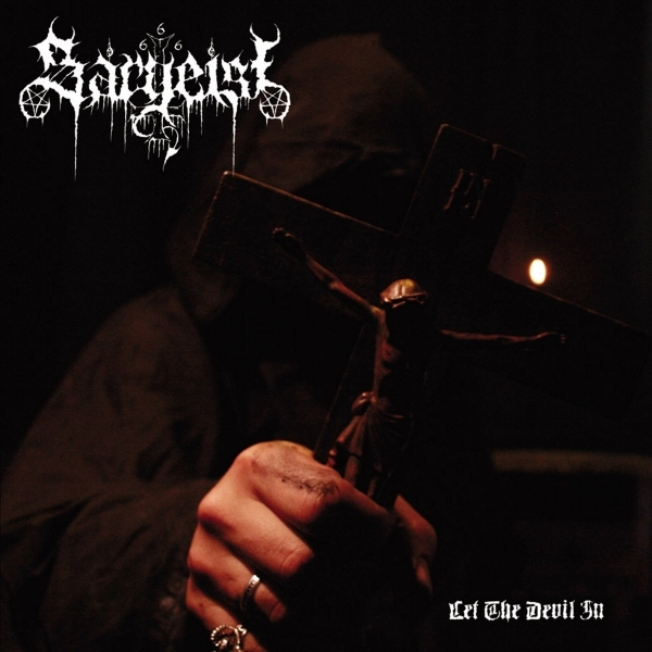 Sargeist - Let the Devil in LP 12""