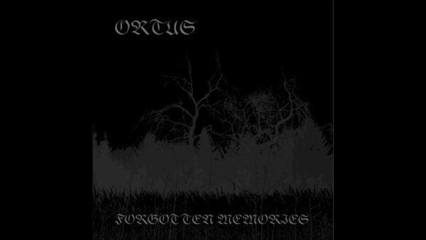 Ortus - Forgotten Memories EP CD
