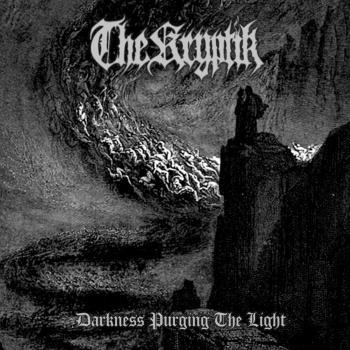 The Kryptik - Darkness Purging The Light / The Hordes Of Cain Demo CD