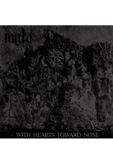 MGLA -With hearts towards noneLP Vinyl