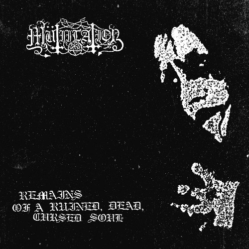 Mütiilation - Remains of a ruined, dead, cursed soul LP
