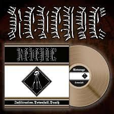 Revenge - Infiltration.Downfall.Death LP