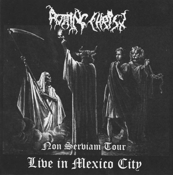 Rotting Christ Live in Mexico City CD