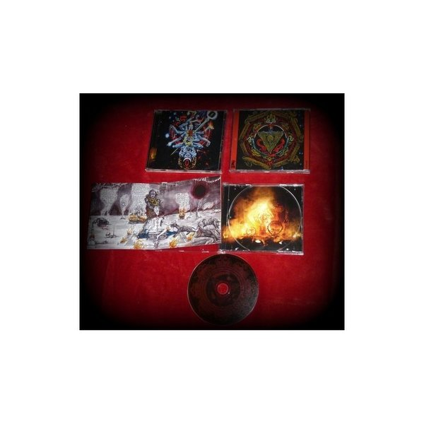 Cult Of Fire - Ascetic Meditation of Death CD