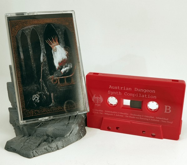 Austrian Dungeon Synth Compilation TAPE