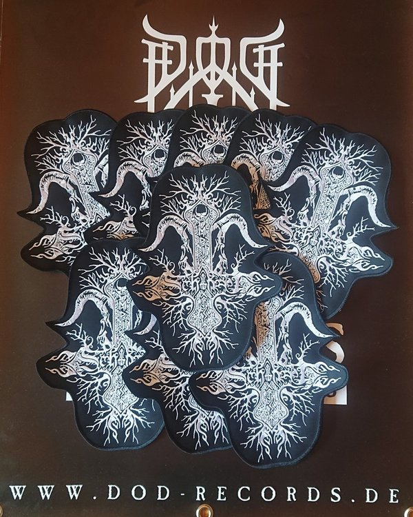 Schrat Backpatch, limitiert handnummeriert