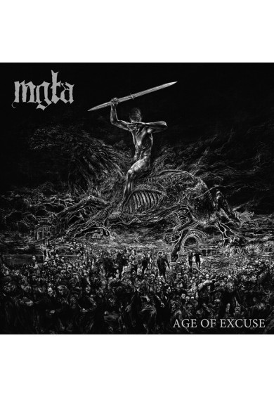 MGLA - Age of excuse CD VORBESTELLUNG